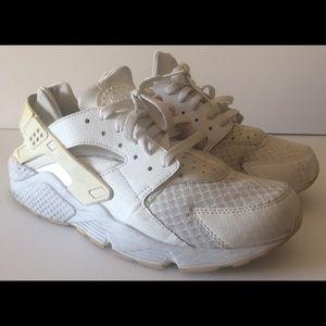 Nike Air Huarache Run Running Shoes Mens Size 11US